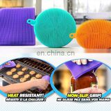 Kitchen Clean Sponge Cleaning Dishwashing Silicon Mildew-Free Sponges As Seen On TV Clean Sponge