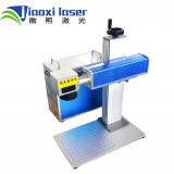 Jiaoxi split type fiber laser marking machine 20W