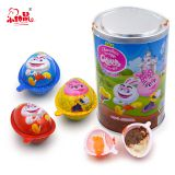Surprise King Chocolate Egg Biscuit Ball with Toys