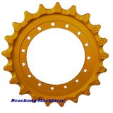 Sprocket, PORCA – for Caterpillar – D4, D4C, D4D, D4E