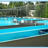 Fiberglass FRP Fish pool fish breeding ponds