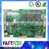 Multilayer OEM printed circuit/one stop pcb service with small solar panel printed circuit board assembly