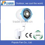 Wall Mounted Outdoor or Industrial Water Misting Fan with CE and SASO Certificate