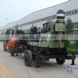 BQ, NQ & HQ drilling, HF-44T Professional Exploration Wireline Coring Machine