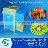 Colorful and various sizes oil pastel making machine/crayon making machine