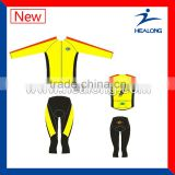 China Custom New Style waterproof breathable men's Sublimated Wholesale Cycling Jersey