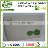 broccoli designs natural bamboo fibre cutting board