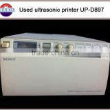 used Sony thermal printer UP-D897 for ultrasound machine
