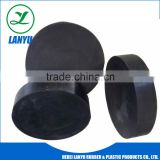 rubber bearing/ circular plate bridge bearing/ bridge bearing pad