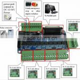 hot-selling 5 axis cnc board stepper motor driver controller