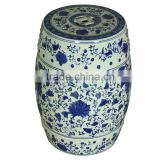 Asia chinese home decorative antique ceramic garden stool                                                                         Quality Choice
