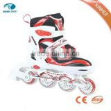 China manufacturer PP Material high quality inline roller skate shoes for adults