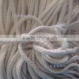 2mm-20mm 3 strand 100% natural cotton rope with competitive price