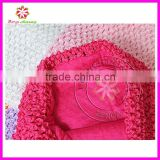 Baby Lined Crochet Tube Tutu Tops Wholesale