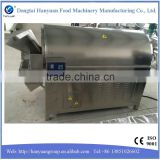 Best sale stainless steel electromagnetic heating sesame roasting machine, sesame roaster