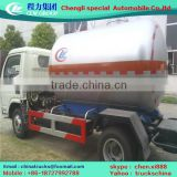 High quality durable dongfeng 35m3 lpg gas tank truck