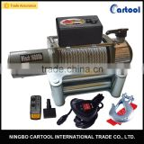 12v electric capstan winches 16800lbs/car winch/mini 12v electric winch
