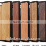 BST Newest bamboo wooden phone case for iphone with simple design bamboo wood back cover for iphone                                                                         Quality Choice