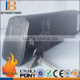 Good quality lithium battery better than vrla battery 36V 10Ah, factory pass ISO9001, RoHs, CE, UN38.3, MSDS
