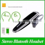 Fineblue FX-1 Mini Wireless Stereo Bluetooth 4.0 Headset Earphone Headphone For IPhone LG Andriod Answer Call
