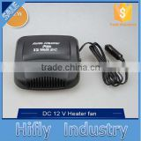 HF-702 Hot DC12V 150W Ceramic Auto Car Heater Fan Glass Defogger/Defroster Portable Fan Heater Ventilator ( CE Certificate)