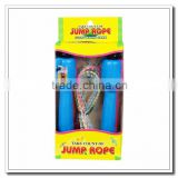Jump rope with counter for kids adjustable jump rope