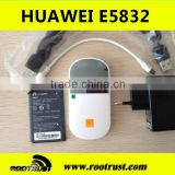 Cheap 3G Portable Wireless WIFI Router huawei e5832 hotspot modem