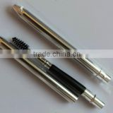 Retractable Brush Metal Eyelash Brush Pro Makeup Brush Cosmetic Brush