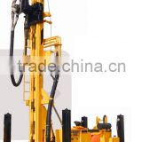 400m dth and mud pump water well drilling rig
