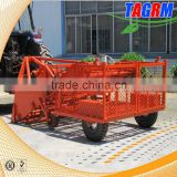 mini combine harvester for farm,factory design cassava harvesting equipment price