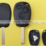 Remote Key Shell for 3B Renault Master Twingo Key Blank Case Fob with Blade VA2 and No Logo