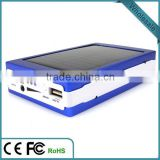 Dual USB 10000mah universal solar power bank for laptop or mobile phone                                                                         Quality Choice