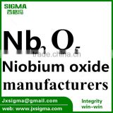 niobium oxide 1313-96-8 99.9% factory supplier directly