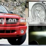 Clear len Fog light for Dodge Dokota 90mm Fog light for Dakota LED Fog light Daylight for Dodge 01-041-04 with CE E-Mark DOT SAE