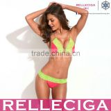 RELLECIGA 2015 Elastic Lace Swimwear Fabric