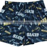 Men`s all over printed boxer