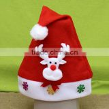 Christmas Decoration Accessories Felt Santa Claus Xmas Hat