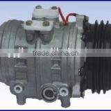 DENSO 10P30B 2PK AC compressor,compressors for Toyota coaster bus,compressors made in china supplier