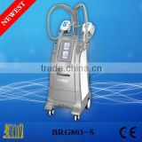 Beir Two handles Criolipolisis /coolshape body slimming machine BRG80s/More advanced than liposuction, fat melting technology