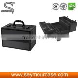 Hairdresser Aluminum Trolley Cosmetic Case