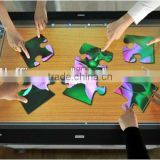 "Low Price 42"" IR Multi Touch Screen Panel,-10 Touch Points,Dust and water proofing, anti-vandal;"