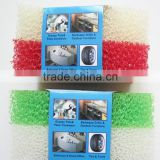 Cheap promotion gift cleaning tool plastic sponge scouring pad cleaning item