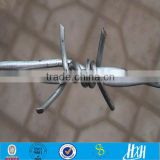 Export hot-sale Razor Barbed iron Wire for fishing and hunting Helical blade barbed wire, straight line blade