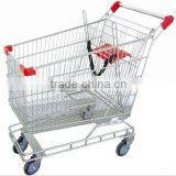 180 Litres Australian Style Shopping Carts & Trolleys
