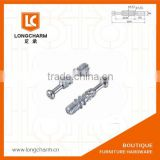 knurling machine screw furniture joint connector boltshanger bolts from Guangzhou Hardware