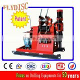 HGY-200 portable geotechnical investigation core sample drilling rig for SPT testing or water well drilling