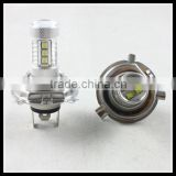 h4 80w high power led bulb car auto drl projector driving fog light headlight xenon lamp white 12v