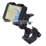 Universal Clip-Grip Handlebar Bike Mount Holder for iPhones, samsung galaxy, htc smartphones, GPS Devices