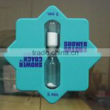 Shower Coach 5 Minutes Plastic Shower Sand Timer                                                                         Quality Choice