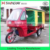 Tricycle Passenger thai electric auto rickshaw tuk tuk for sale 150cc Taxi